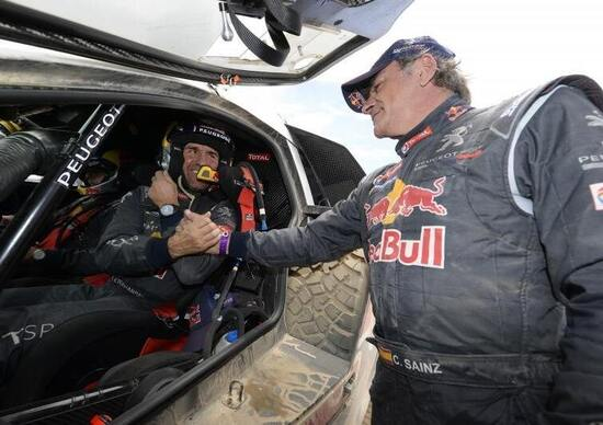 Dakar 2016. Il ritiro amaro di Carlos Sainz