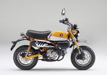 Honda: torna il Monkey 125