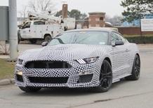 Mustang Shelby GT500, pronta a tornare nella nuova generazione [Video]