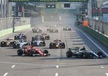 Orari TV Formula 1 GP Azerbaijan 2018 diretta Sky differita TV8