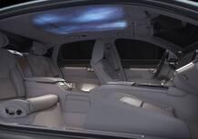 Volvo S90 Ambience Concept, l'esperienza multisensoriale debutta a Pechino