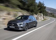 Mercedes Classe A 2018, con MBUX è nel futuro [Video]