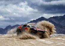 Dakar 2016 Peugeot. Tregua all'inferno. Peterhansel nel bunker