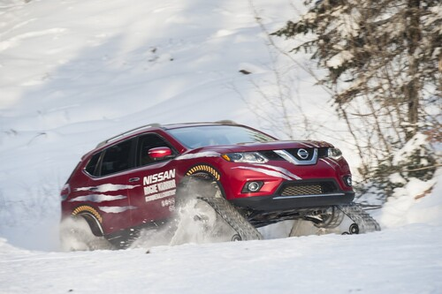 Nissan Rogue Warrior concept: l'inarrestabile? (4)