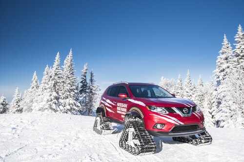 Nissan Rogue Warrior concept: l'inarrestabile? (3)