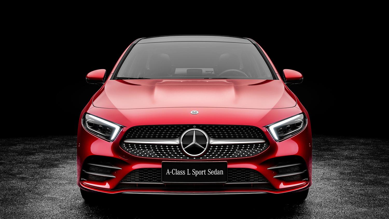Mercedes Classe A: la versione sedan debutta a Pechino 2018