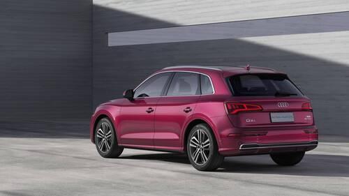 Audi Q5 L, debutto al Salone di Pechino 2018 (3)