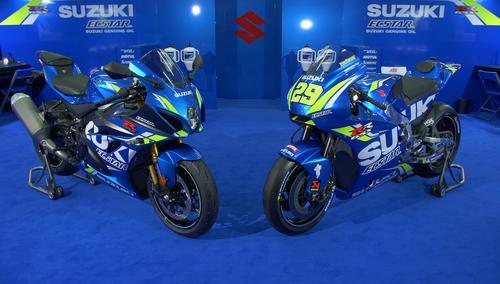 Suzuki GSX-R 1000 e 1000R con nuova colorazione MotoGP (9)