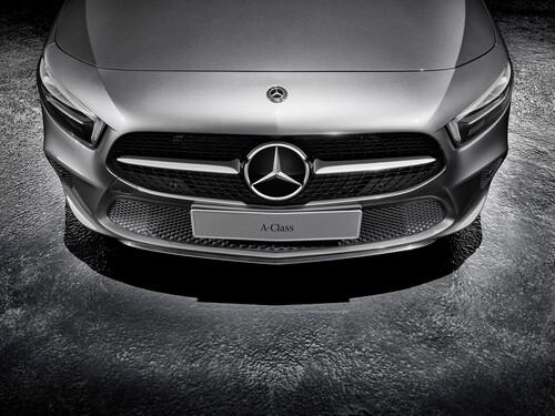Mercedes Classe A 2018, ricca gamma accessori sportivi (4)