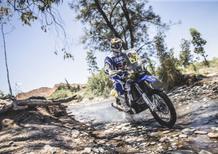 Dakar 2016. Live Day 12: vince Rodrigues (Yamaha)