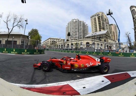 Formula 1, GP Baku: Hamilton trionfa e va in testa al Mondiale
