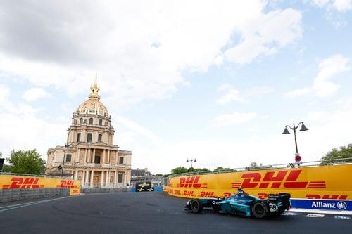 Formula E, ePrix di Parigi: vince Vergne (3)