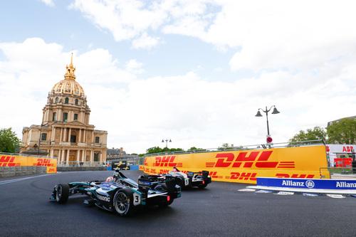 Formula E, ePrix di Parigi: vince Vergne (6)