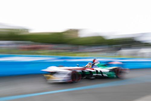Formula E, ePrix di Parigi: vince Vergne (9)