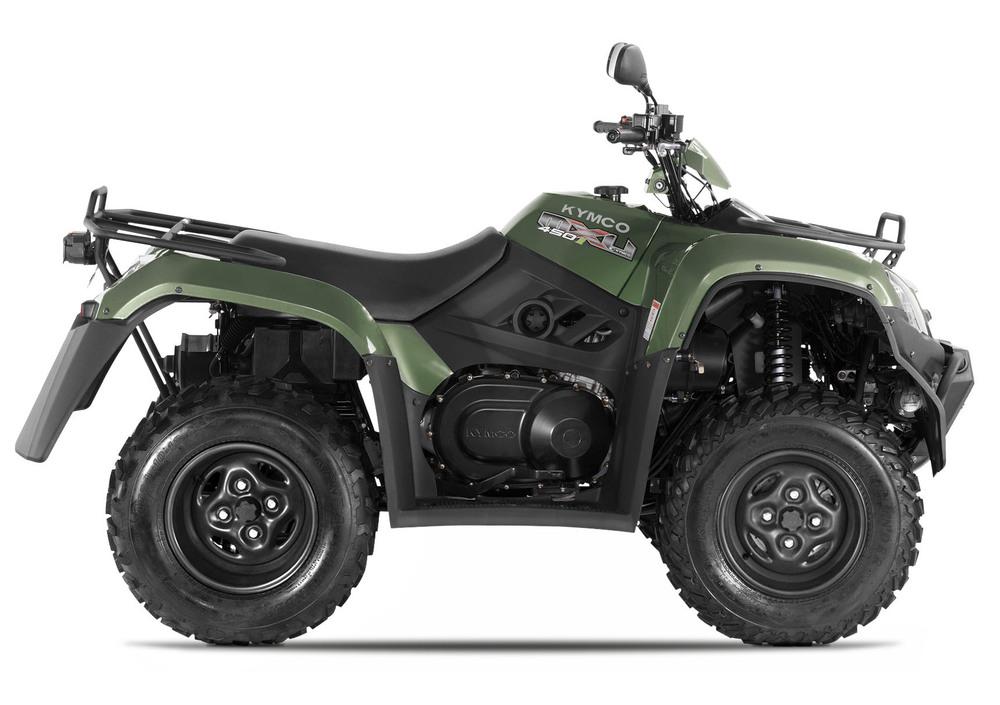 Kymco MXU 450 (2018 - 19)