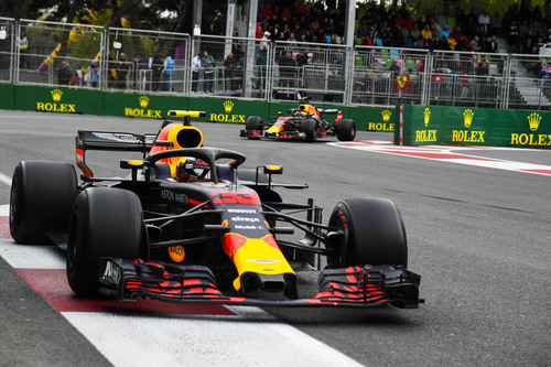 F1, GP Baku 2018: Red Bull, che figuraccia (6)