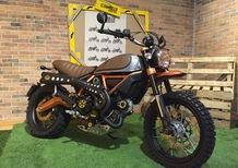 Ducati Scrambler El RustEgo
