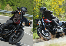 Harley-Davidson Iron 1200 e Forty-Eight Special TEST