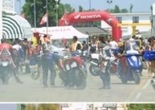 Grande successo di Pubblico e Beneficenza all'Honda Family Festival