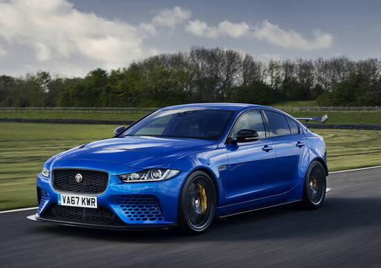 La Jaguar XE SV Project 8 è pronta per divorare la strada