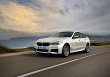 BMW Serie 6 Gran Turismo, la 620d porta in gamma il quattro cilindri