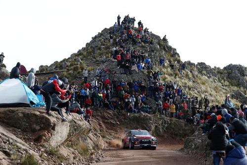 WRC, Rally Argentina 2018: le foto più belle (2)
