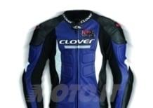 Da Clover la nuova tuta racing in pelle RC – 100