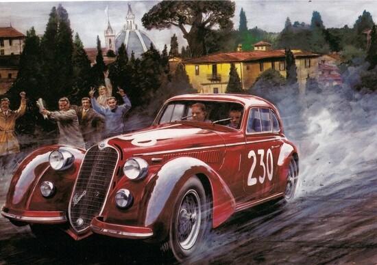 Mille Miglia, la corsa più bella del mondo torna a Milano