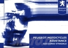 Peugeot Motocycles Assistance