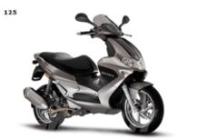 Nuova gamma Runner (50 e 125 cc)