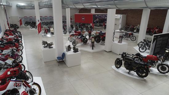 Museo Piaggio, la nuova sala