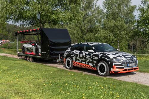 Audi e-tron e Vision GT insieme al raduno di Wörthersee (2)