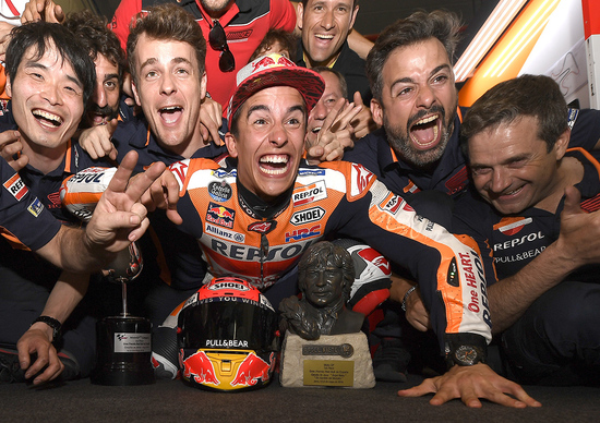 MotoGP 2018. Le pagelle del GP di Spagna 2018