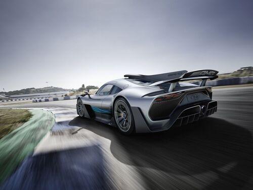 Mercedes-AMG Project One, anteprima alla Mille Miglia 2018 (4)