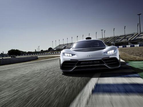Mercedes-AMG Project One, anteprima alla Mille Miglia 2018 (2)