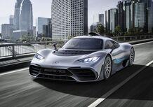 Mercedes-AMG Project One, anteprima alla Mille Miglia 2018