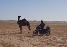 Dall'Atlante alla vecchia pista della Parigi-Dakar