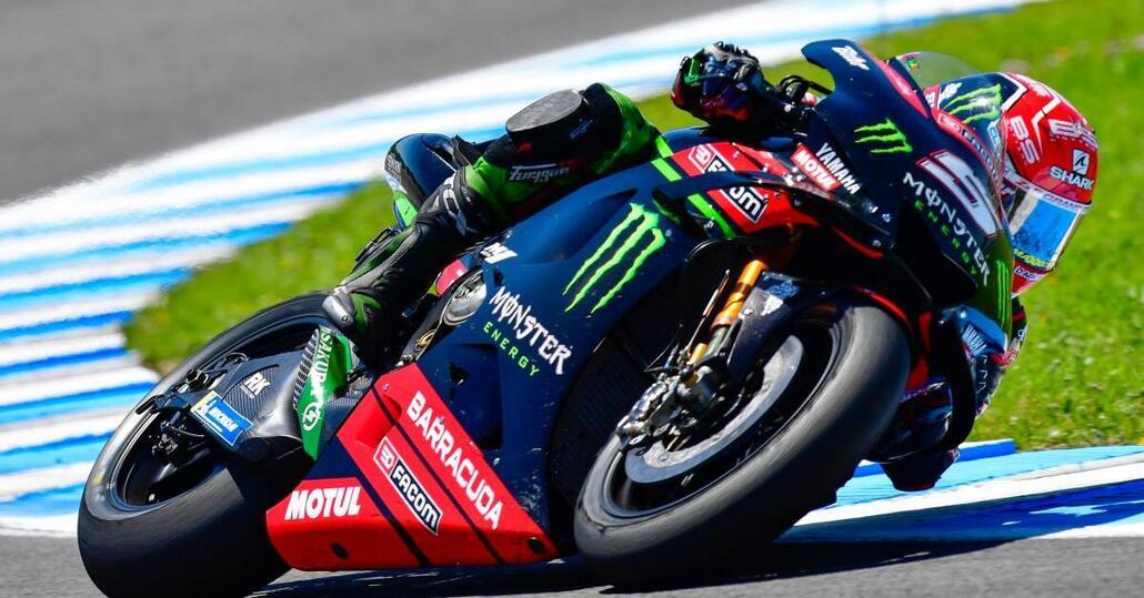 Test MotoGP a Jerez. Zarco il più veloce