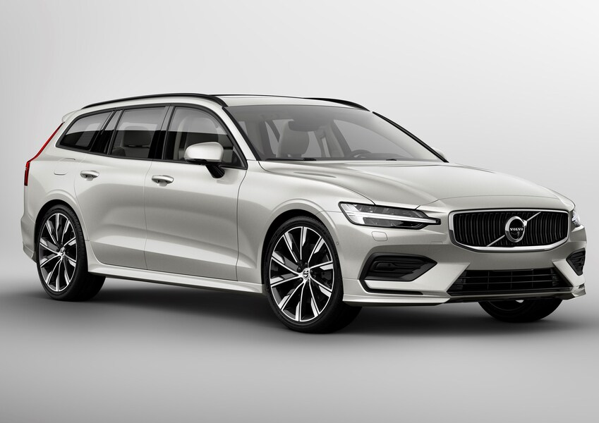 Volvo V60 D3 Geartronic R-design