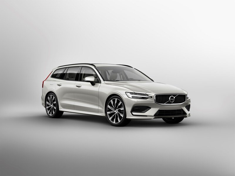 Volvo V60 T6 AWD Geartronic Business Plus
