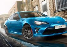 In GT con la Toyota: offerta a 285 euro mensili per la GT86