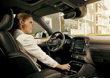 Volvo, infotainment Sensus sviluppato e aggiornato con Google