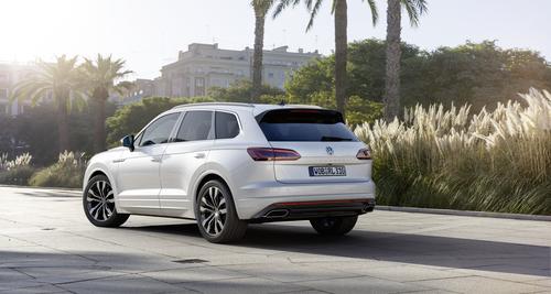 Volkswagen Touareg, i prezzi: si parte da 65.500 euro (7)