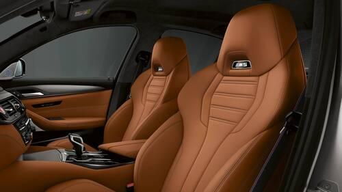 BMW M5 Competition, 625 CV per la berlina pepata (8)