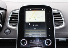 Renault Espace: il focus sull'infotainment [Video]