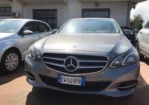 Mercedes-Benz Classe E 200 NGD Premium del 2014 usata a Senise