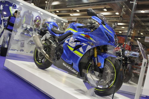 Motor Bike Expo 2016. Suzuki protagonista a Verona (5)
