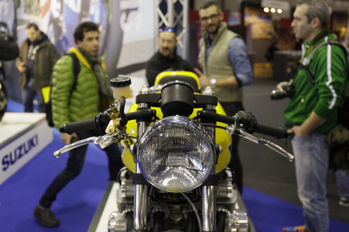 Motor Bike Expo 2016. Suzuki protagonista a Verona (9)