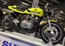 Motor Bike Expo 2016. Suzuki protagonista a Verona