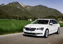 Skoda Superb. Drive assist full ora di serie su Sportline, Style ed L&K [Video]